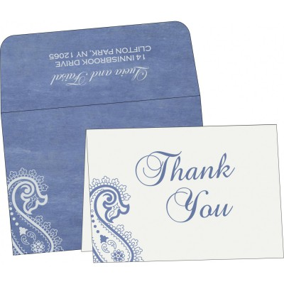 Thank You Cards - TYC-5015A