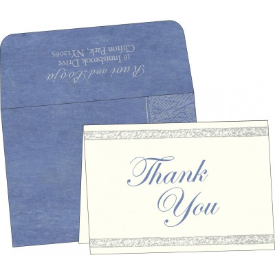 Thank You Cards - TYC-8209J