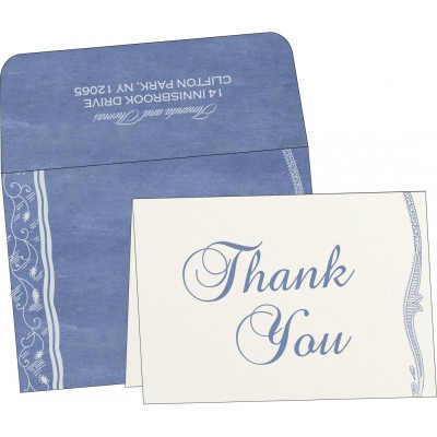 Thank You Cards - TYC-8210H