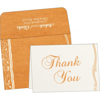 Thank You Cards - TYC-8210L