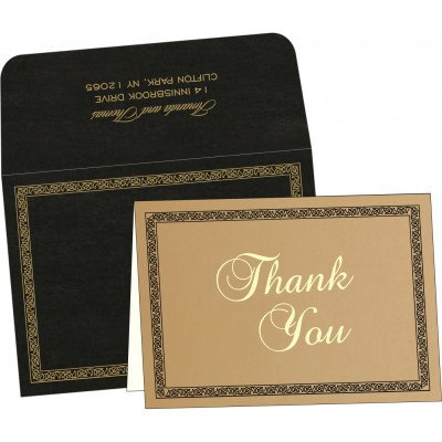 Thank You Cards - TYC-8211N