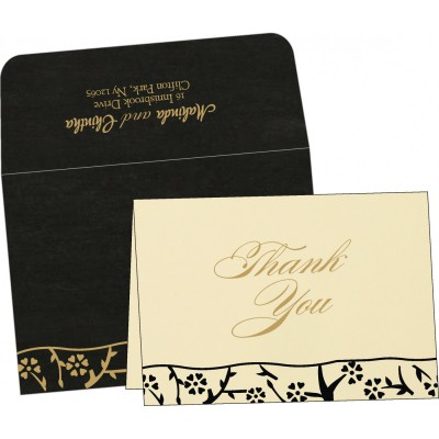 Thank You Cards - TYC-8216K