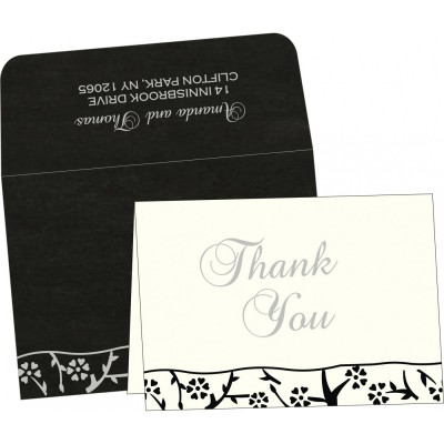 Thank You Cards - TYC-8216N