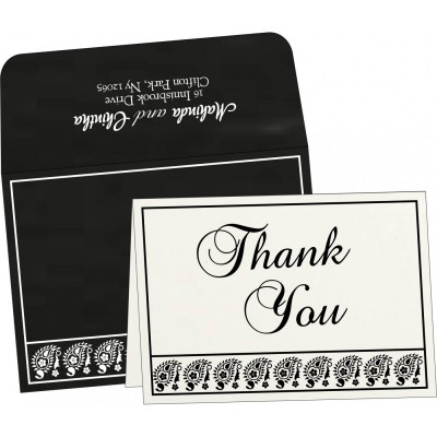 Thank You Cards - TYC-8218L