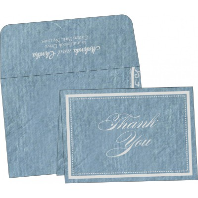 Thank You Cards - TYC-8219E