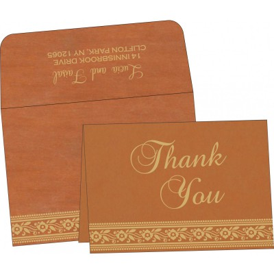 Thank You Cards - TYC-8220C