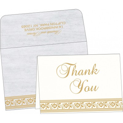 Thank You Cards - TYC-8220D