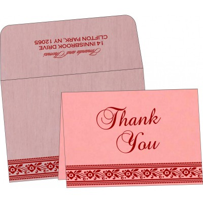 Thank You Cards - TYC-8220J