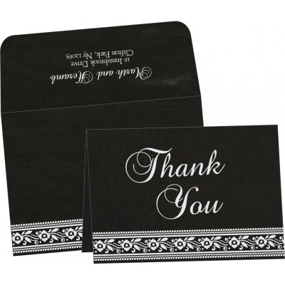 Thank You Cards - TYC-8220K