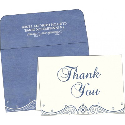 Thank You Cards - TYC-8221C