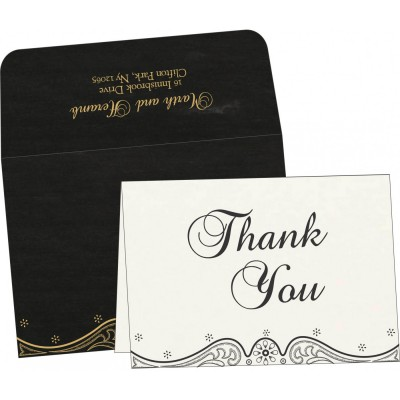Thank You Cards - TYC-8221N