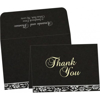 Thank You Cards - TYC-8222J