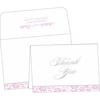 Thank You Cards - TYC-8222N