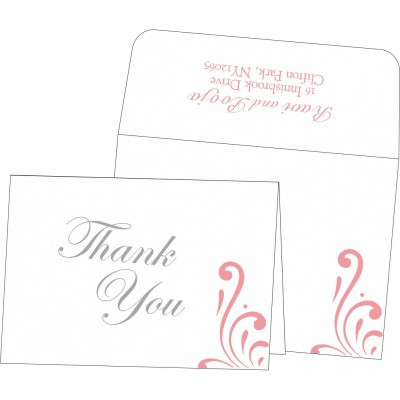 Thank You Cards - TYC-8223E