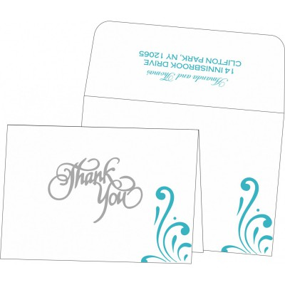 Thank You Cards - TYC-8223H