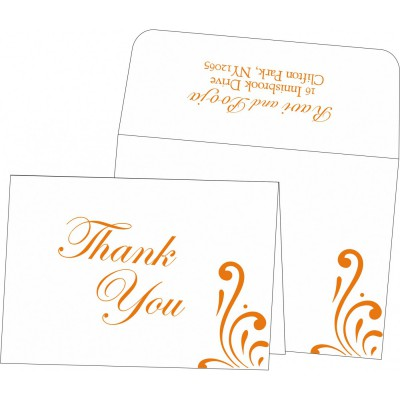 Thank You Cards - TYC-8223K