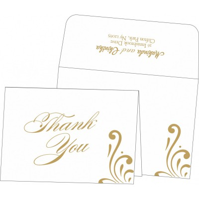 Thank You Cards - TYC-8223L