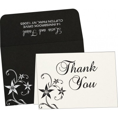 Thank You Cards - TYC-8225A