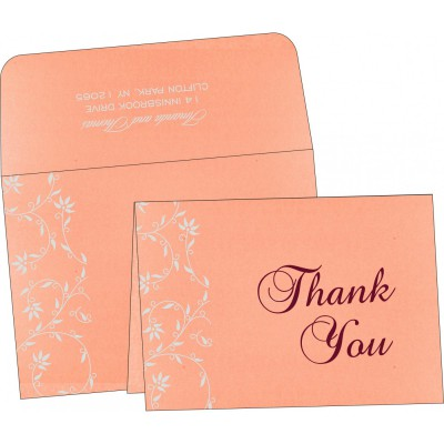 Thank You Cards - TYC-8226B