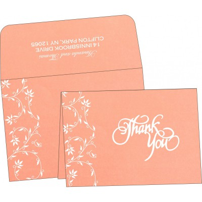 Thank You Cards - TYC-8226K