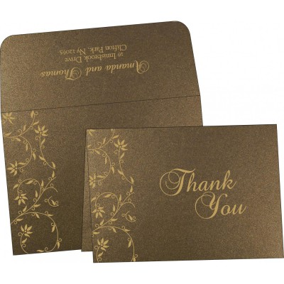 Thank You Cards - TYC-8226N