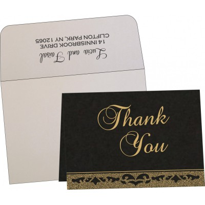 Thank You Cards - TYC-8227A