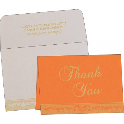 Thank You Cards - TYC-8227D
