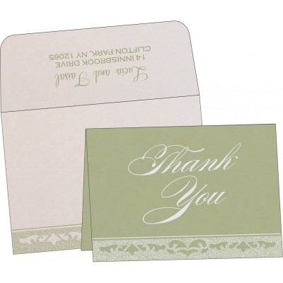 Thank You Cards - TYC-8227J
