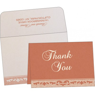 Thank You Cards - TYC-8227L
