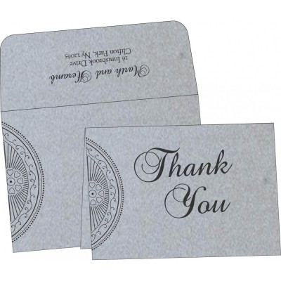 Thank You Cards - TYC-8230F