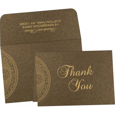 Thank You Cards - TYC-8230M