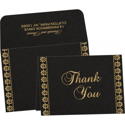 Thank You Cards - TYC-8231I
