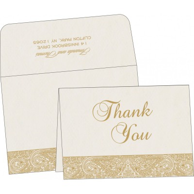 Thank You Cards - TYC-8234B