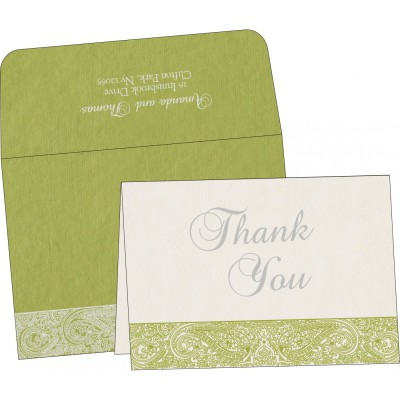 Thank You Cards - TYC-8234C