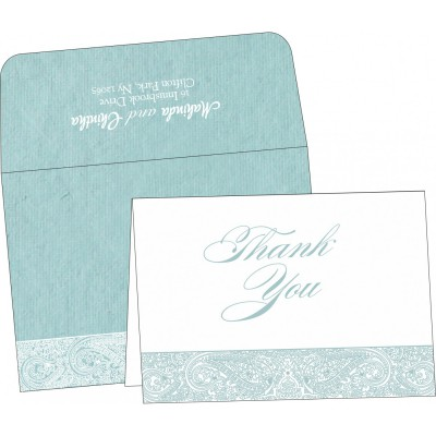 Thank You Cards - TYC-8234E