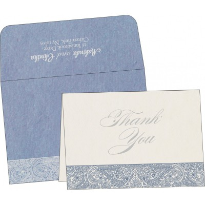 Thank You Cards - TYC-8234J