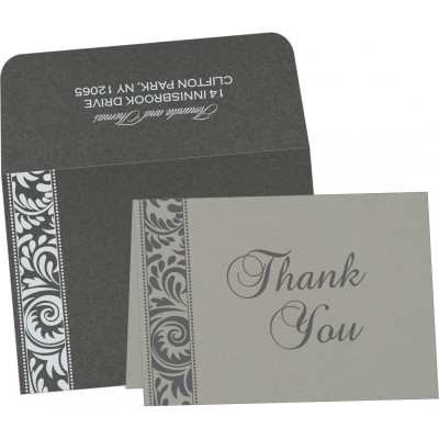 Thank You Cards - TYC-8235I