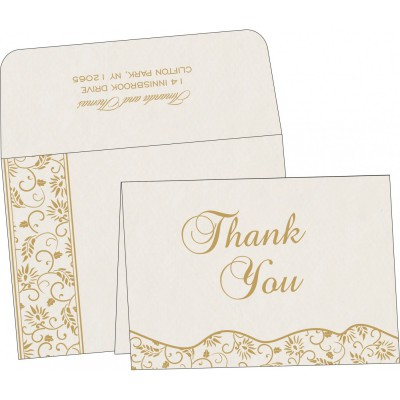 Thank You Cards - TYC-8236B