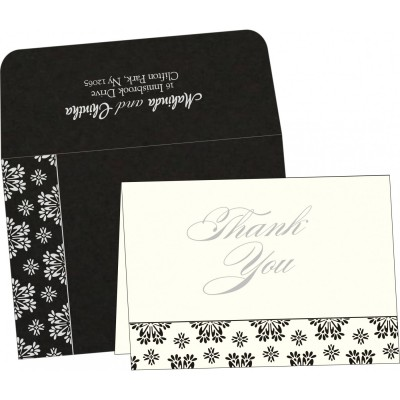 Thank You Cards - TYC-8237H