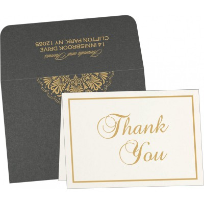 Thank You Cards - TYC-8238D