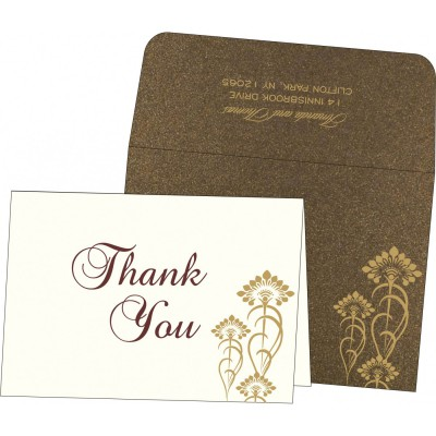 Thank You Cards - TYC-8239C