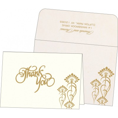 Thank You Cards - TYC-8239K