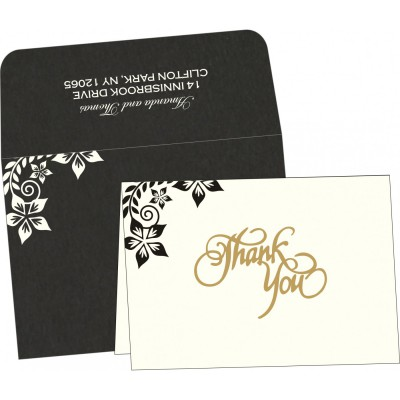 Thank You Cards - TYC-8240A