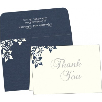 Thank You Cards - TYC-8240C
