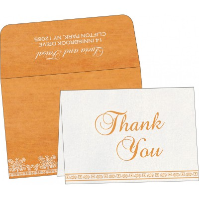 Thank You Cards - TYC-8241H