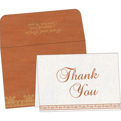 Thank You Cards - TYC-8241M