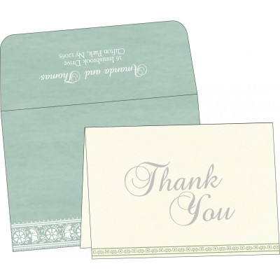 Thank You Cards - TYC-8242K