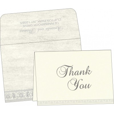 Thank You Cards - TYC-8242P