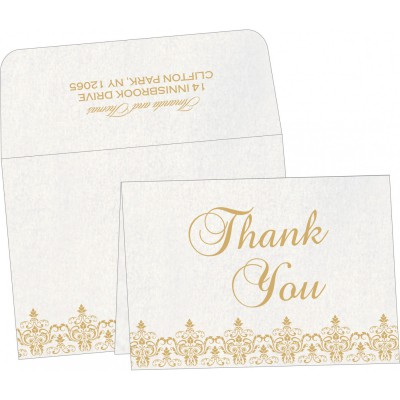 Thank You Cards - TYC-8244B