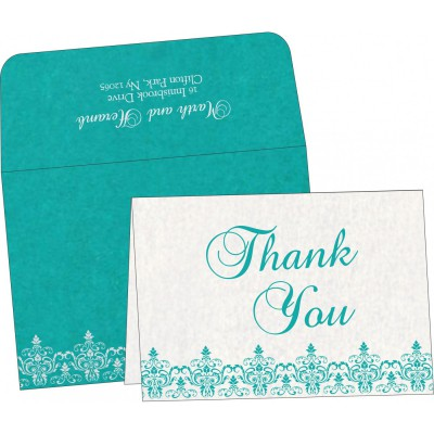 Thank You Cards - TYC-8244C
